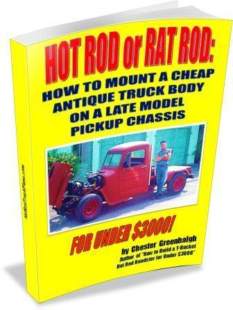Hot Rod or Rat Rod Truck eBook