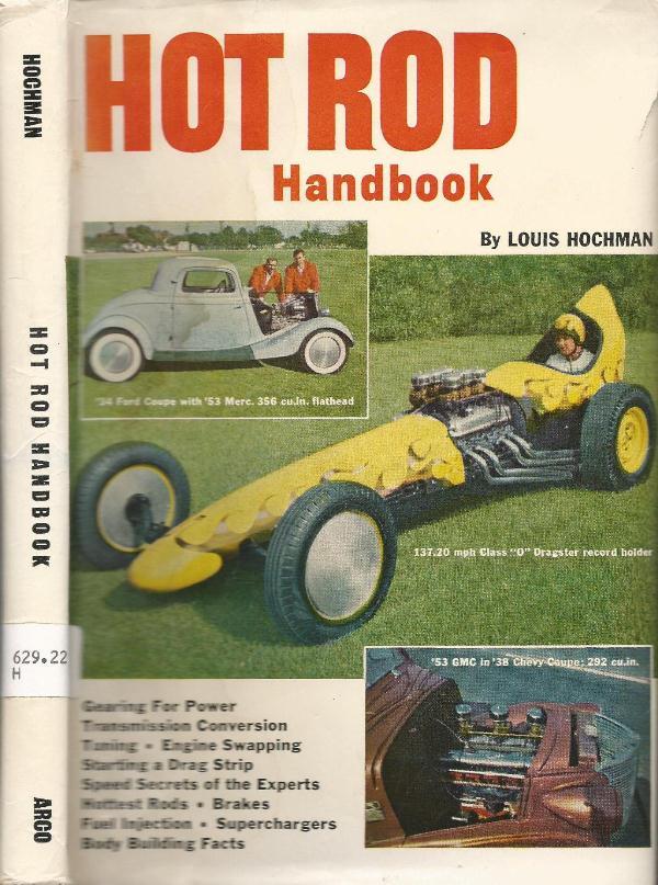 Hot Rod Handbook by Louis Hochman