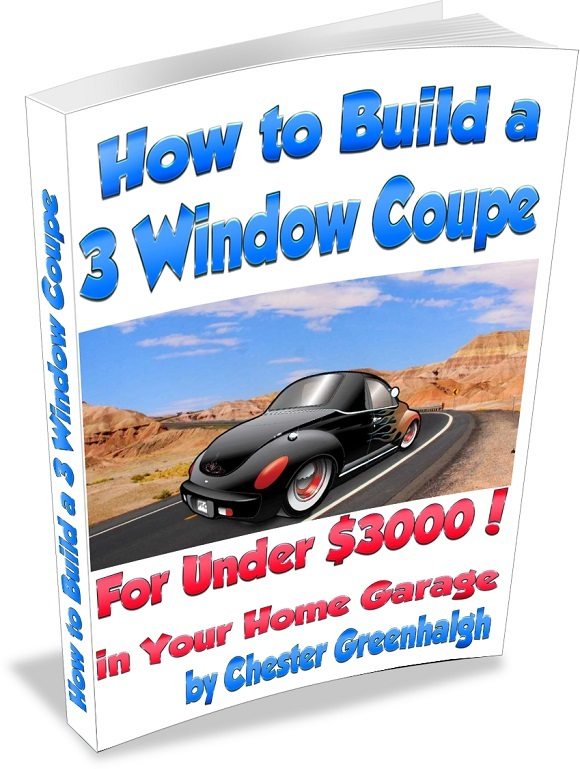 build a 3 window coupe