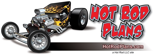 Hot Rod Plans logo