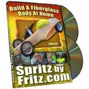 how to build fiberglass body