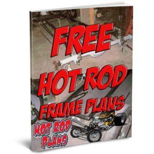 free hot rod frame plans